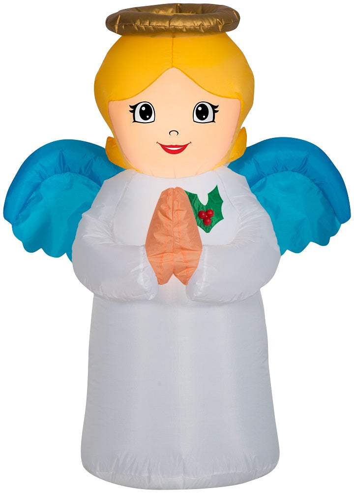 Holiday Time Holy Angel Airblown Inflatable 3.5 FT Tall
