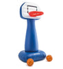 "Intex Shootin' Hoops Set Inflatable Basketball Hoop 82"" X 41"" X 38"" for Ages 3+"