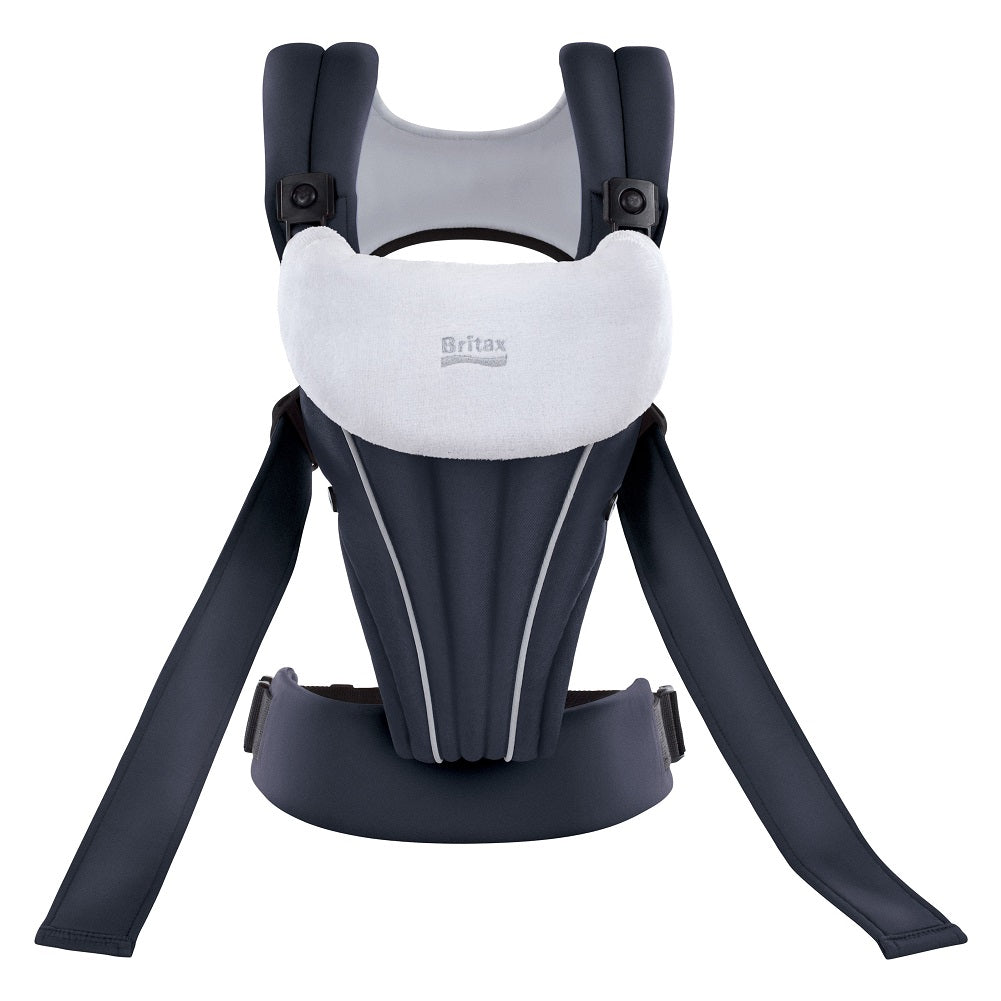 Britax Baby Carrier Navy and white K011002