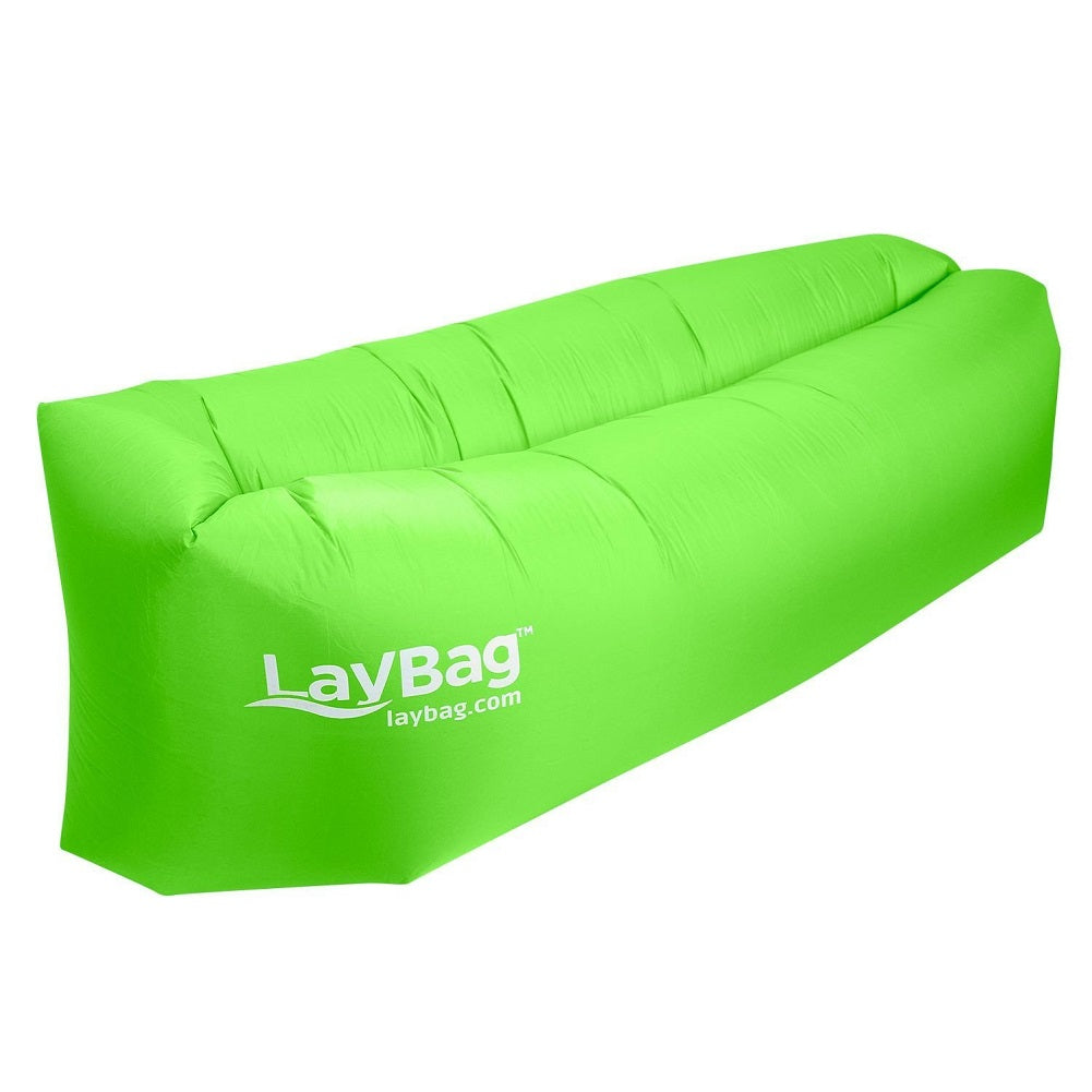 LayBag Inflatable Air Lounge, Green