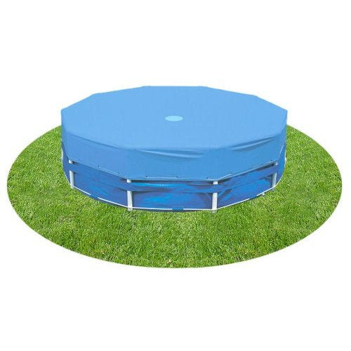 INTEX 15' ft. Round Frame Set Easy Pool Debris Cover