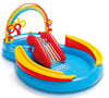 Inflatable Intex Rainbow Ring Play Center Water Slide