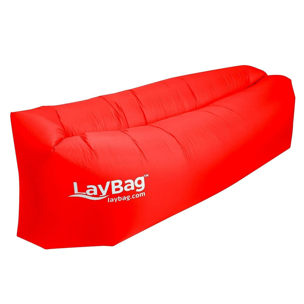 LayBag Inflatable Air Lounge, RED