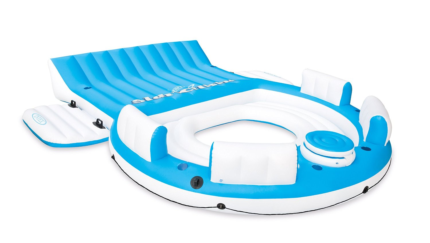 Intex Relaxation Island Lounge 6-Person Raft