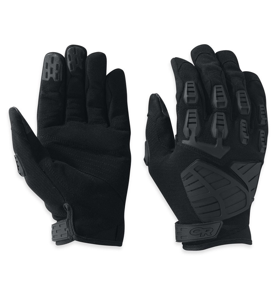 Outdoor Research Asset Tactical Gloves, Black, Small