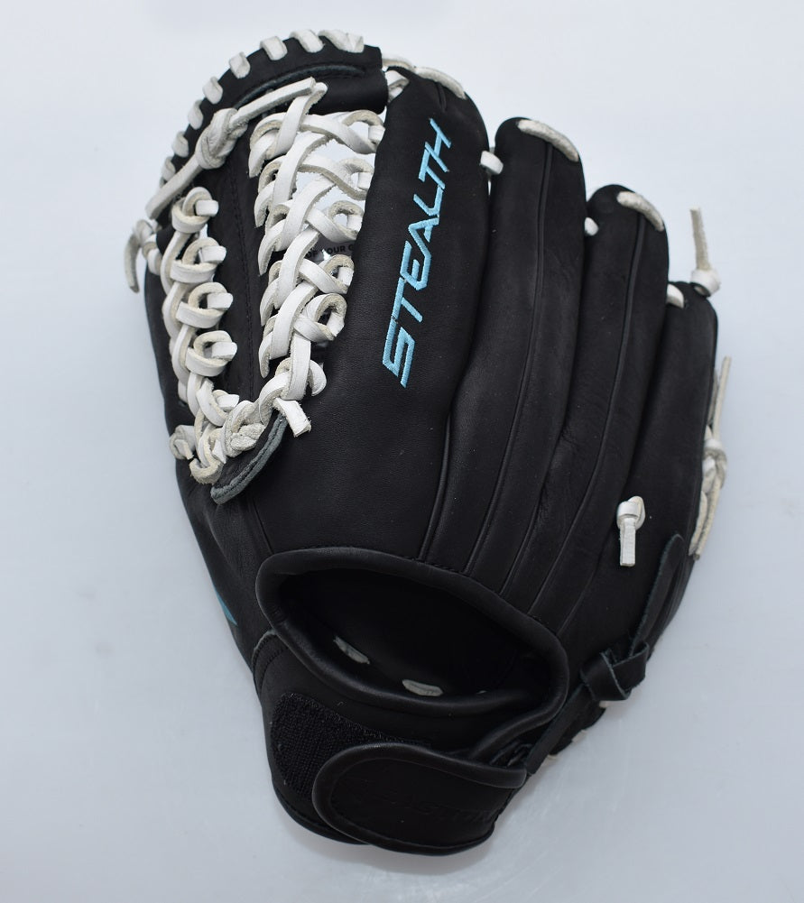 "Easton Stealth Pro 12"" Fastpitch Softball Glove, Left Handed Throw"