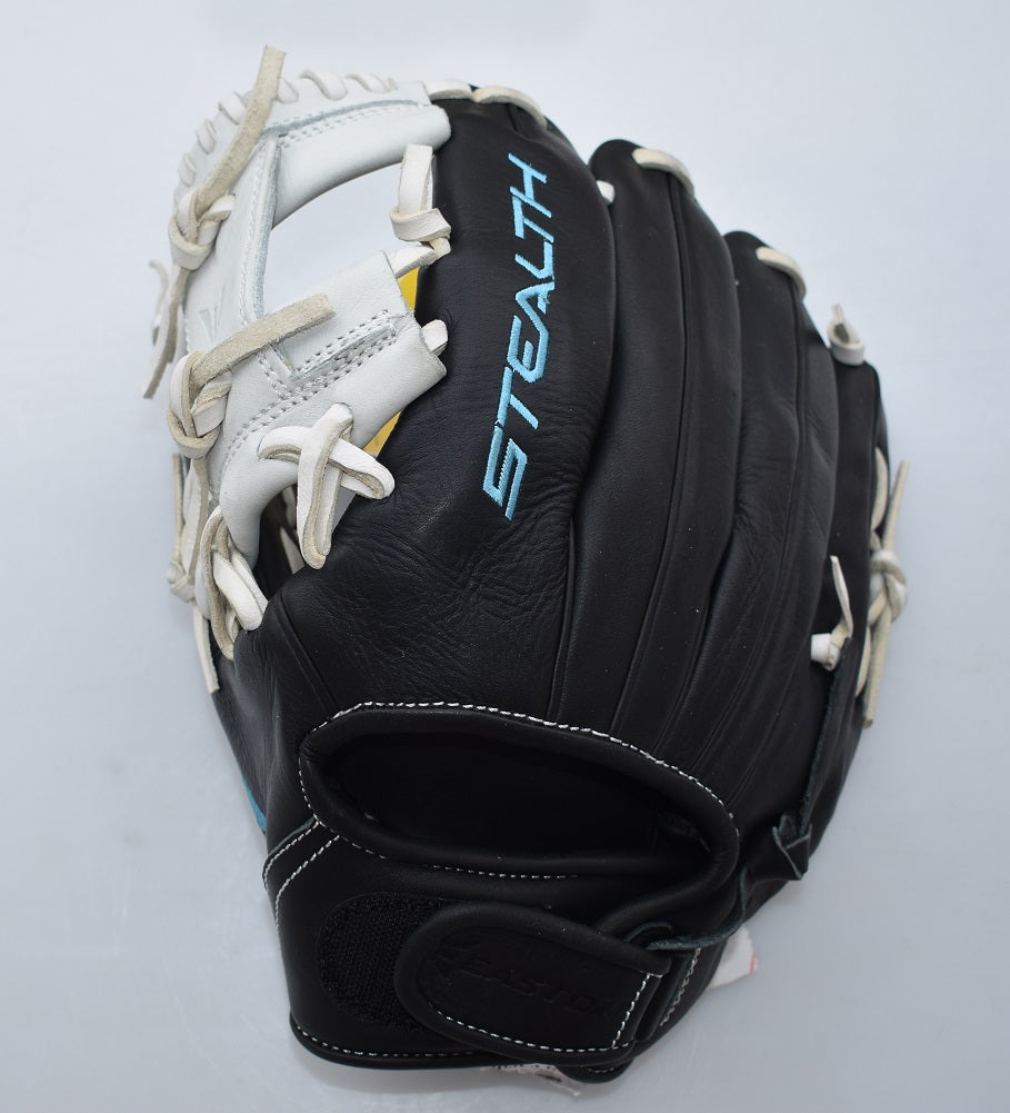 "Easton Stealth Pro 11.75"" Fastpitch Softball Glove, Left Hand Throw"