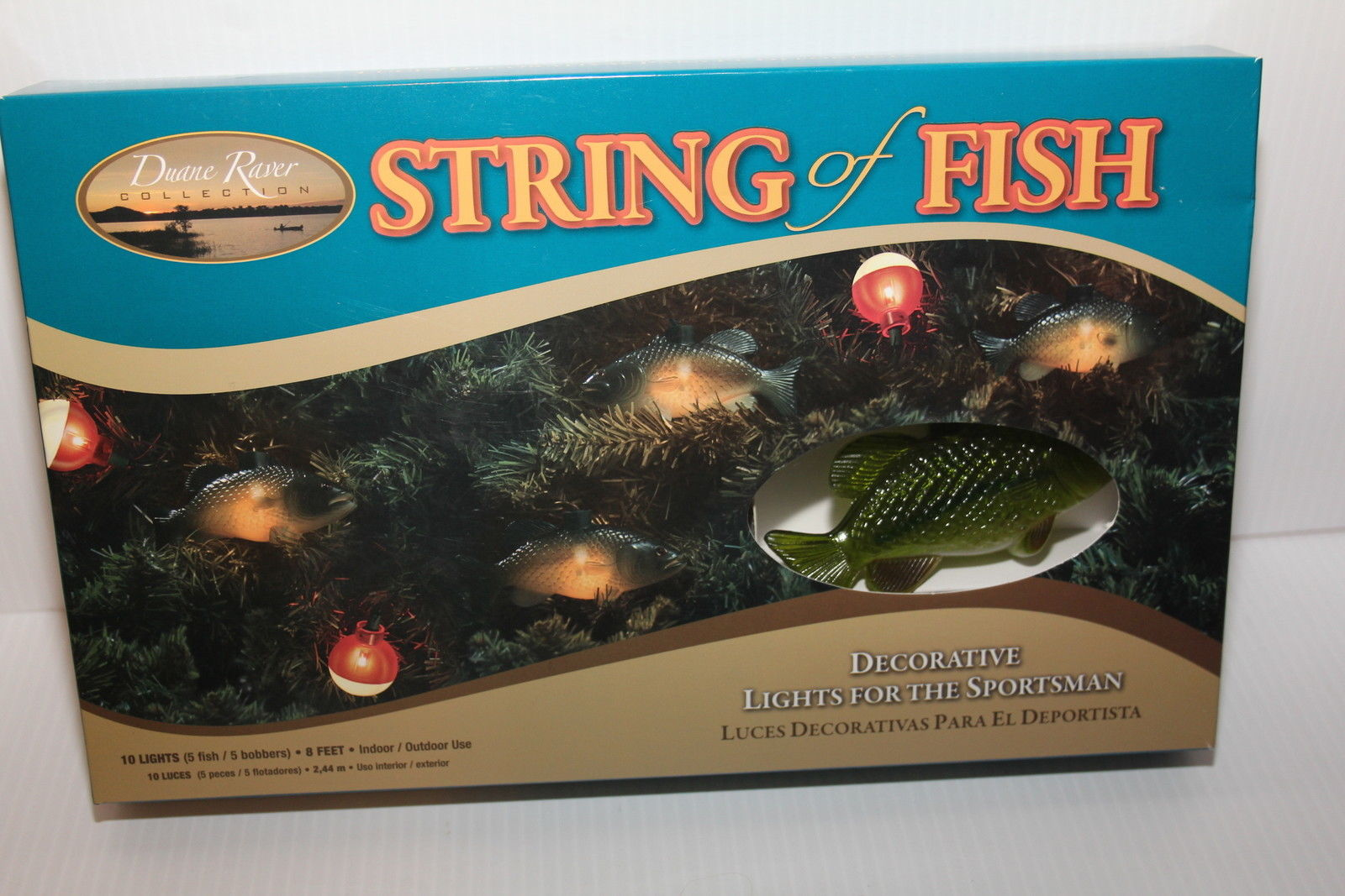 Duane Raver Collection String of Fish
