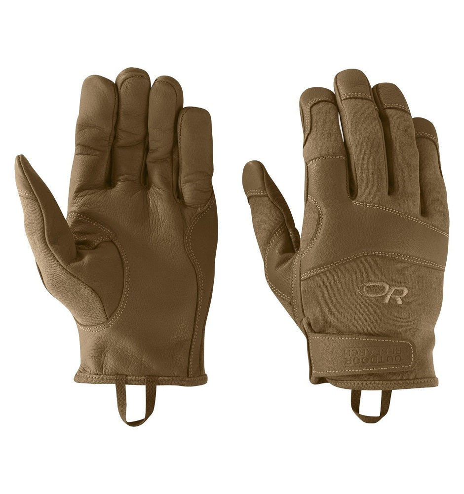 Outdoor Research Suppressor TAA Gloves Coyote, Large
