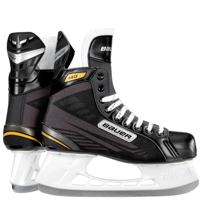 Bauer Supreme 140 Junior Hockey Skate, Size 2