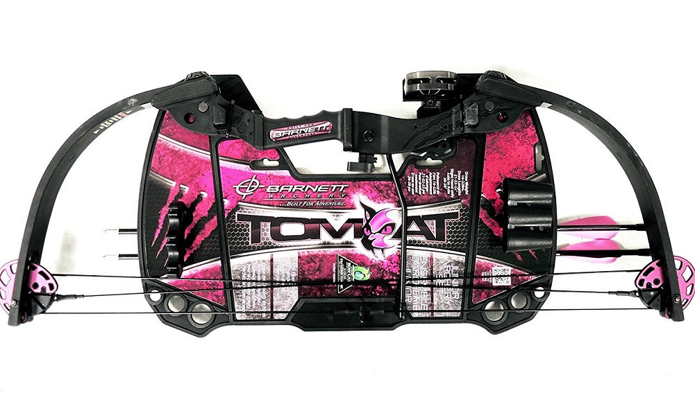 Barnett Tomcat Pink Compound Bow