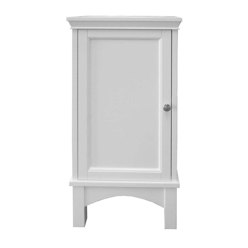 "Foremost TRWF1736D Pegasus Haven 17""W Linen Cabinet White"