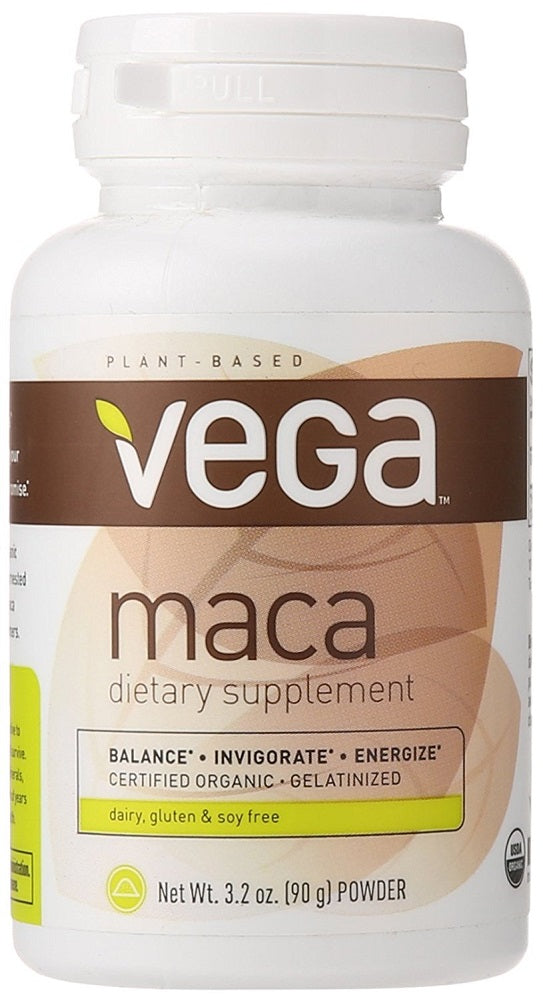 Vega Maca Powder Dietary Supplement, 3.2 oz