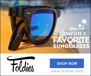 Foldies Folding Sunglasses