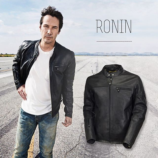 RSD (Roland Sands Design) Ronin Leather Jacket - Tobacco - Ton-Up New Zealand - Motorcycle Helmets, Clothing & Accessories