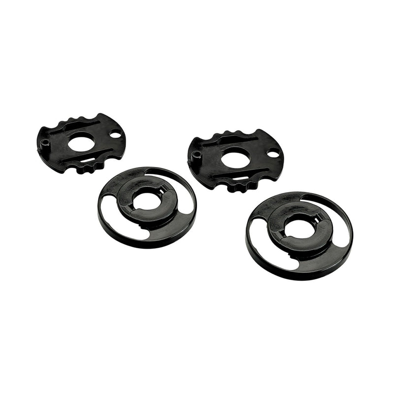 Gen 2 Helmet Shield Baseplate Kit - Pair