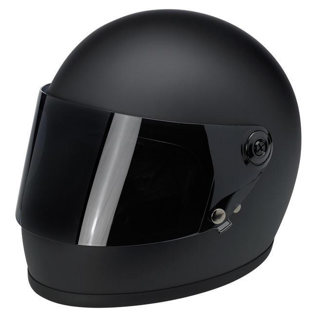 Biltwell Gringo S Gen 2 Anti-Fog Flat Shield - Smoke