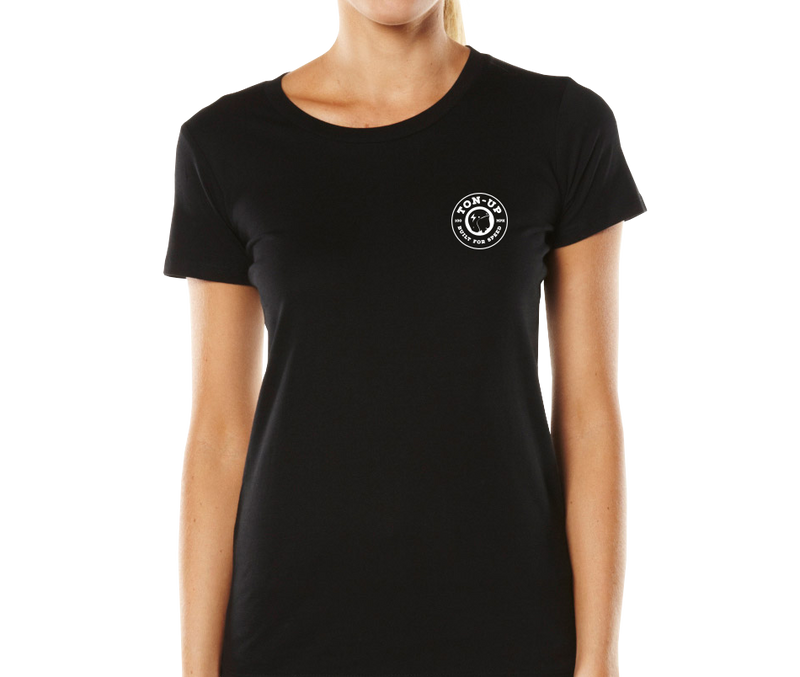 Built for Speed Spanner Tee - Womens - Ton-Up New Zealand - Motorcycle Helmets, Clothing & Accessories
