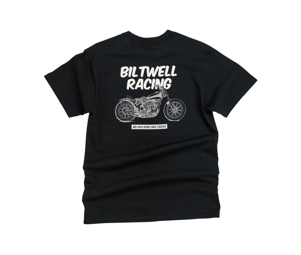Biltwell 45 T-Shirt - Black