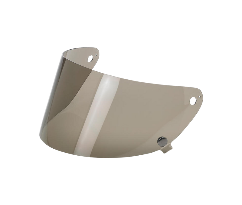 Biltwell Gringo S Flat Shield - Smoke - Ton-Up New Zealand - Motorcycle Helmets, Clothing & Accessories