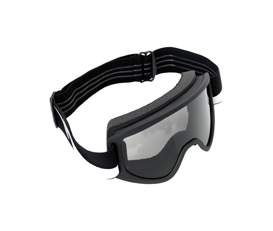 Biltwell Moto 2.0 Lens - Smoke - Ton-Up New Zealand - Motorcycle Helmets, Clothing & Accessories