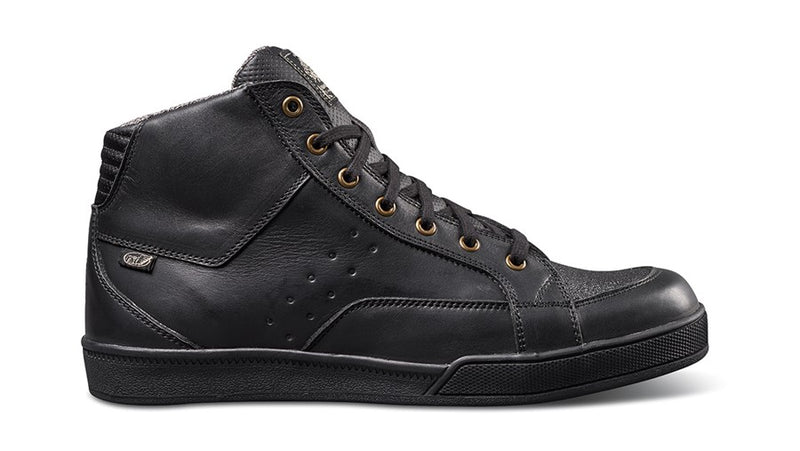 RSD (Roland Sands Design) Fresno Riding Shoe - Black