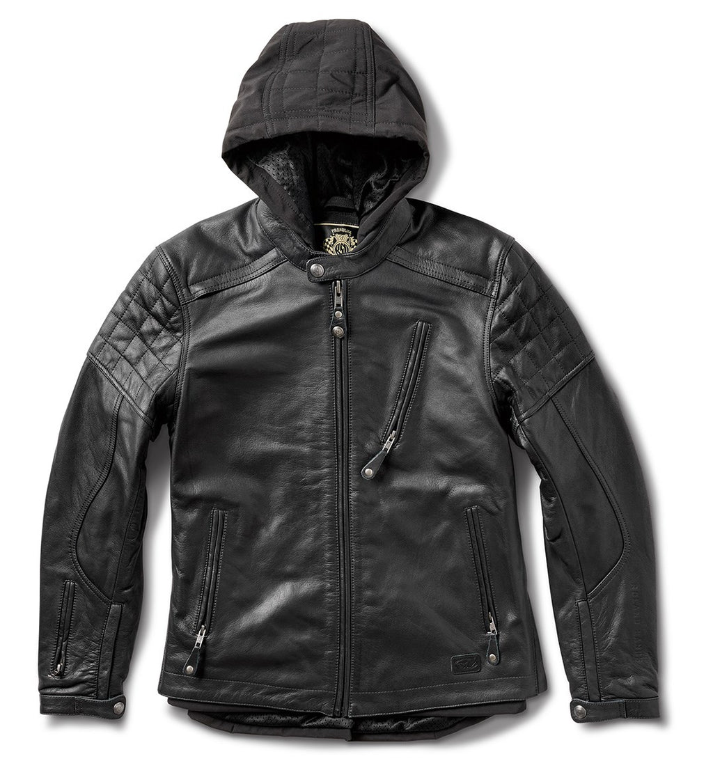 RSD (Roland Sands Design) Jagger Leather Jacket - Black