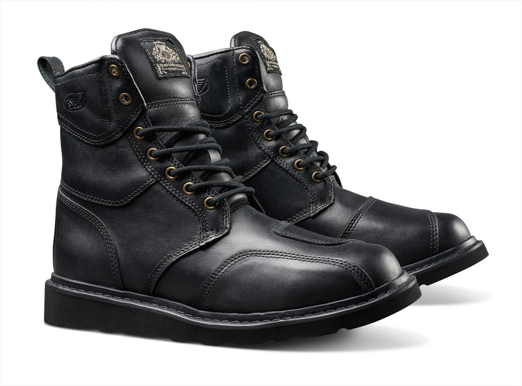 RSD (Roland Sands Design) Mojave Boots - Black