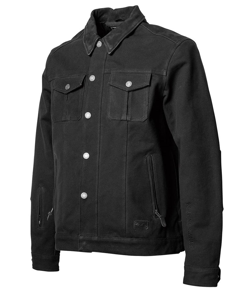 RSD (Roland Sands Design) Waylon Jacket - Black