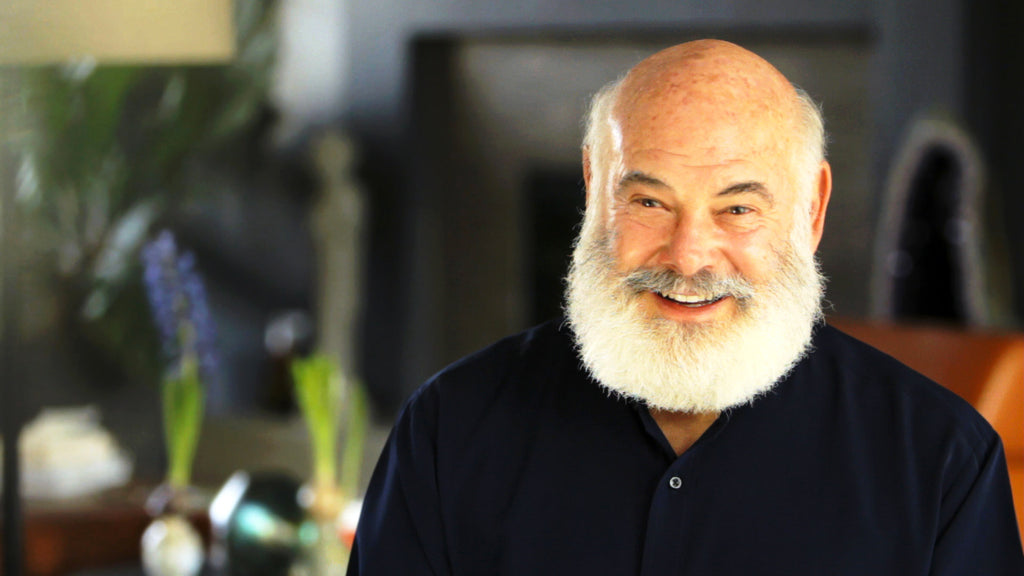 In Conversation With Andrew Weil MD (16min)