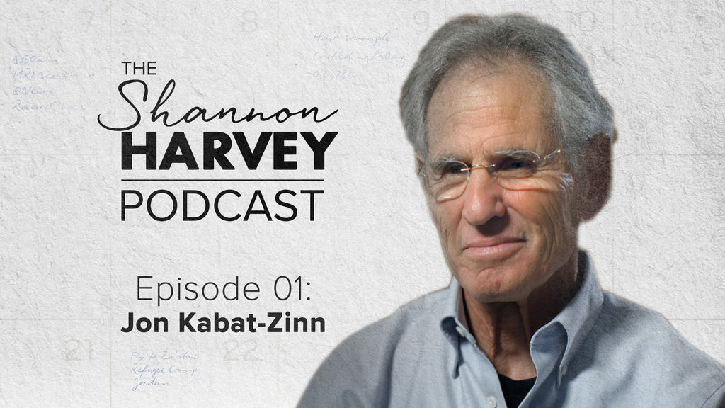 In Conversation with Jon Kabat-Zinn, PhD (#01)