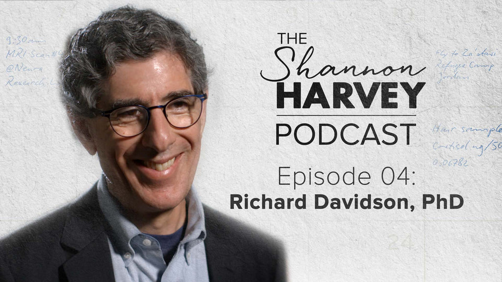 In Conversation with Professor Richard Davidson (Ep #04)