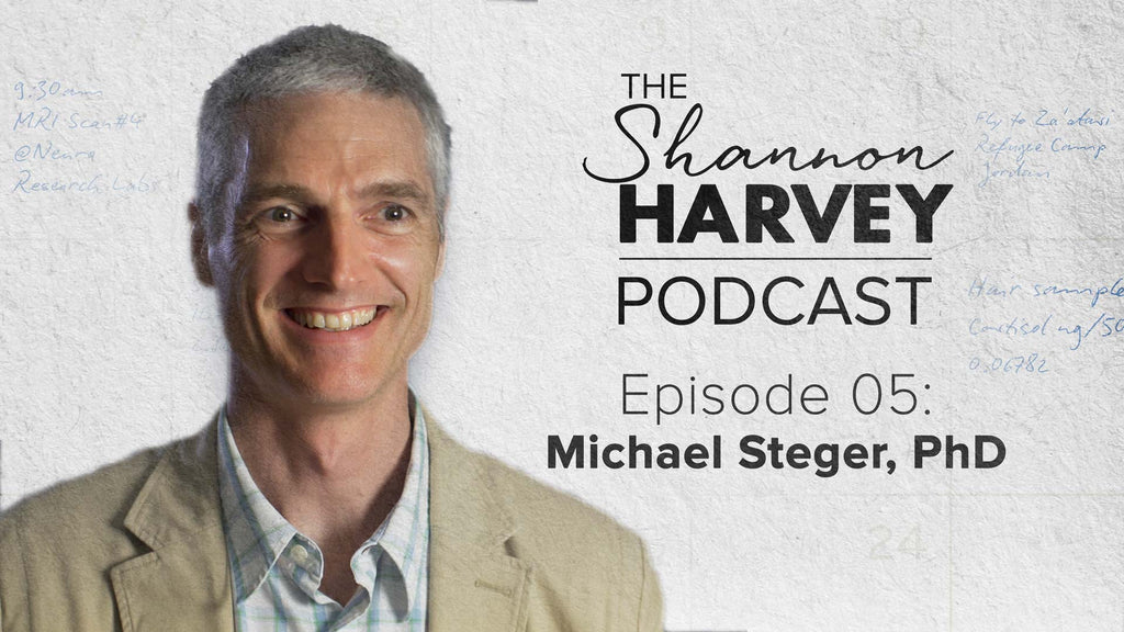 In Conversation with Professor Michael Steger (Ep #05)
