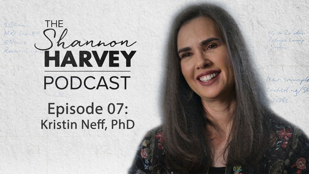 In Conversation with Associate Professor Kristin Neff (Episode #07)