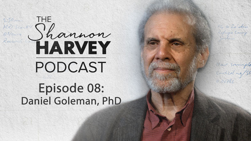 In Conversation with Daniel Goleman (Episode #08)