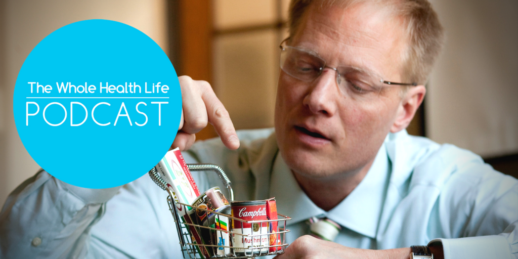 EP01: Brian Wansink PhD and How Our World Influences Our Health