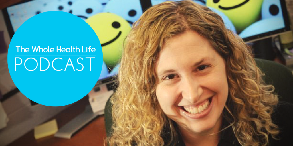 EP02: Sarah Pressman PhD and The Power of Positive Emotions
