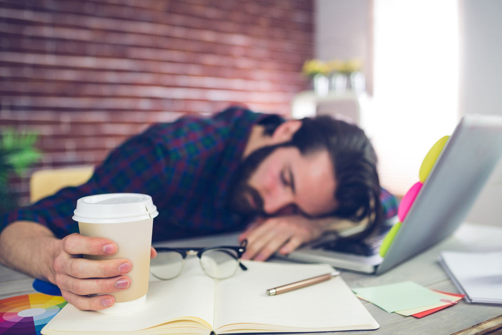 "Constantly Tired? You Might Have ""Social Jet Lag"""
