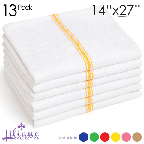 Yellow - 2-Ply Cotton