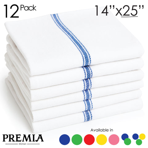 Blue - 1-Ply Cotton