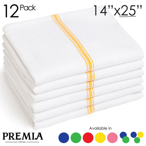 Yellow - 1-Ply Cotton