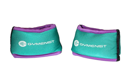 Gymenist Wrist Weights Running Stylish Bracelet Pair Of Weights Set of 2