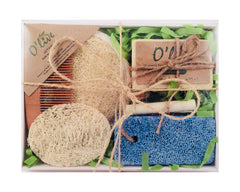 box gift bath spa set basket personal care