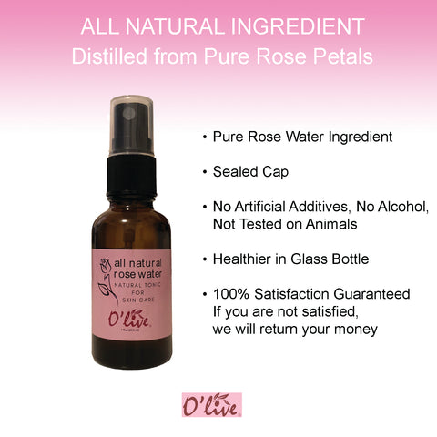 clear face natural toner facial cleaning