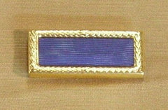 Army Ribbons, Devices, and Mounts