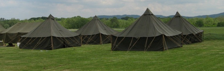 Canvas Tents & Canvas Tents u2013 WWII Impressions Inc