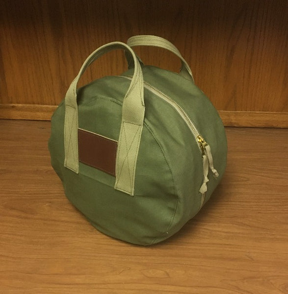 Bag, Helmet, US Navy, Korean War