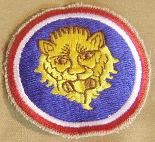 Patch, Division, Infantry, 106th
