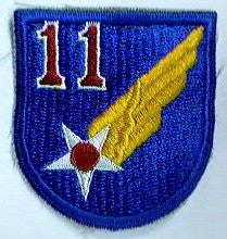 Patch, Air Force, 11th