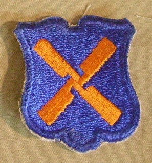 Patch, Army Corps, 12th